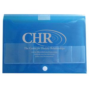 Side Open Registration Case with Business Card, Badge Holder & Ribbon Holder