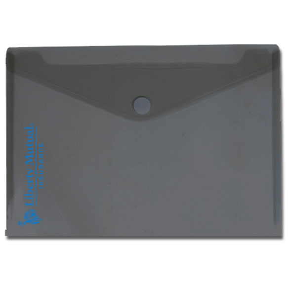 234 - Side Open Legal Envelope with Touch Closure & Ribbed Finish