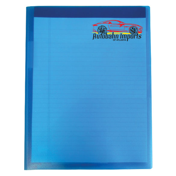349 - Fresh Pad Folio