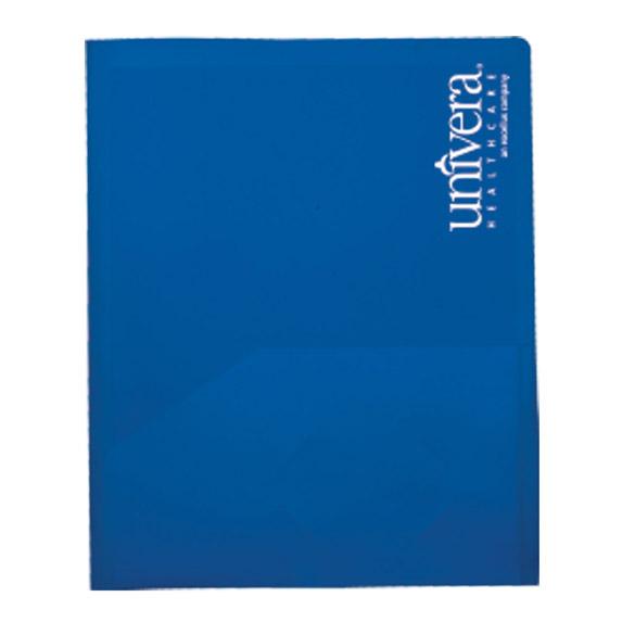 371 - Twin Pocket Folder-Satin Finish