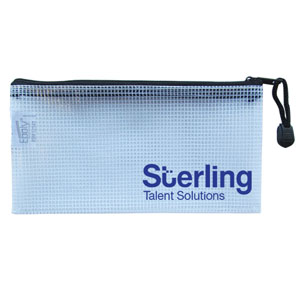 153-Zip Bag Small (Clutch Size)