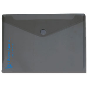 Side Open Legal Envelope with Touch Closure & Ribbed Finish