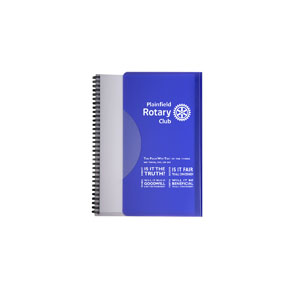 Tuck In Spiral Notebook Mini