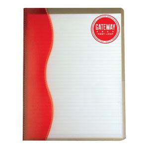 Curvy Pad Folio