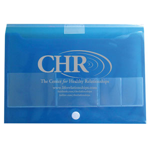 Side Open Registration Case with Business Card, Badge Holder & Ribbon Holder