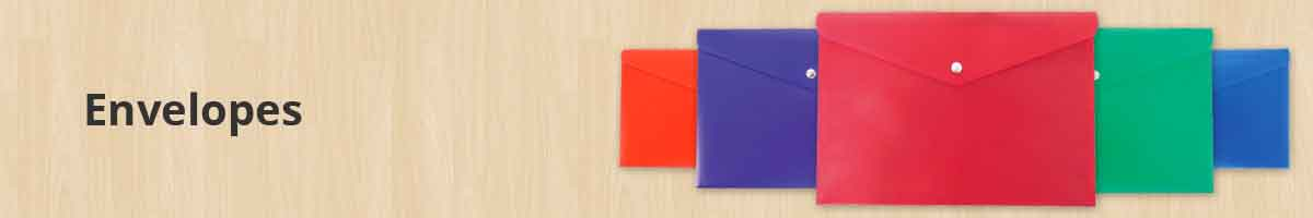 SIDE OPEN ENVELOPES